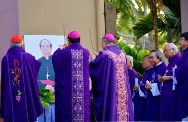 TTMV: Thánh lễ Giỗ đầu Đức cố TGM Phaolô Bùi Văn Đọc (7.3.2019)