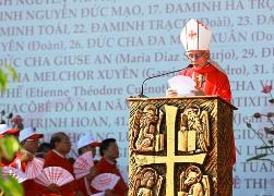 Bài giảng lễ khai mạc Năm Thánh CTTĐVN tại Sở Kiện