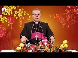 Đức TGM Giuse Nguyễn Chí Linh chúc mừng Năm Mới Kỷ Hợi