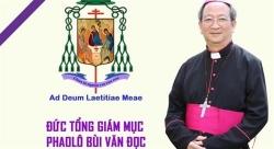 Chương trình lễ tang của Đức Tổng Giám mục Phaolô