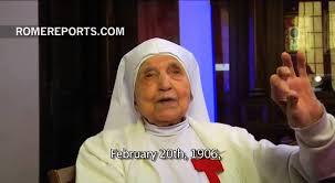 Gặp gỡ nữ tu 107 tuổi Alma Bellotti