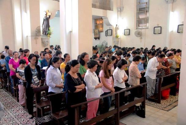 Đan viện Cát Minh (15.10.2015)
