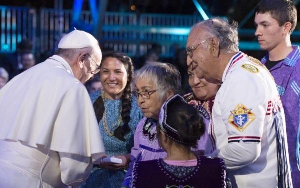 Gặp gỡ các gia đình tại Đại hội  GĐTG