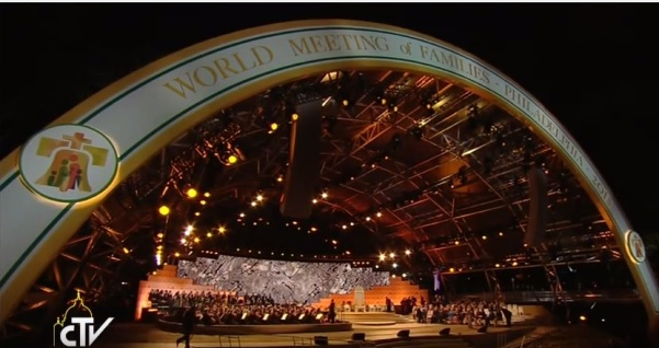 Đại hội Gia đình Thế giới -  Đêm canh thức