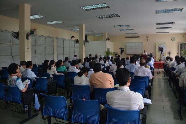 Hội thảo Thánh Nhạc lần thứ 37 (22-09-2015)