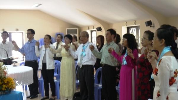 Hướng tâm về Cha trên trời