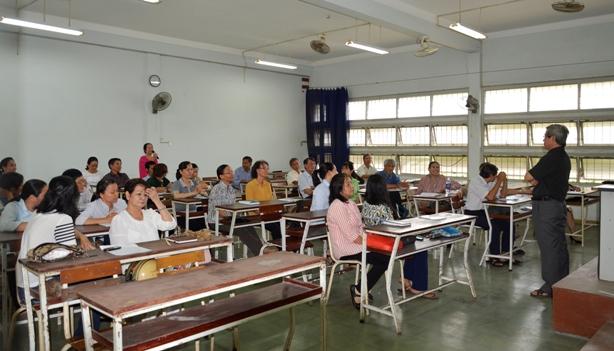 Lớp Giáo huấn Giáo hội về Mục vụ Gia đình (3.10.2015)