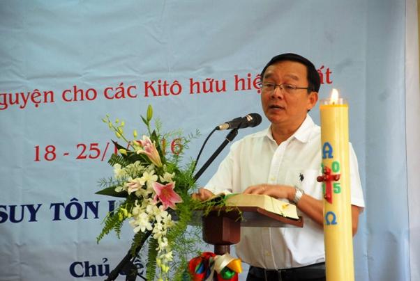 Mục sư Phạm Đình Nhẫn - HT Tin Lành LH Truyền giáo