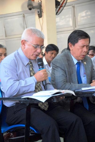 Mục sư Nguyễn Xuân Hòa - GH Trưởng Lão Liên hiệp VN