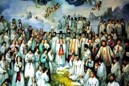 Thánh Anrê Kim Têgon, Phaolô Chung Hasan và các bạn tử đạo (20/9)