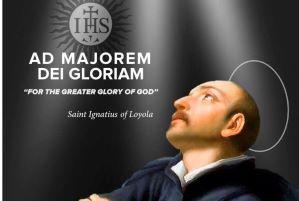 """""""Ad Majorem Dei Gloriam"""""""