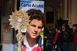 Chân phước Carlo Acutis (1991-2006)