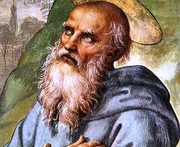 Thánh Bênêđictô, viện phụ (480-547)