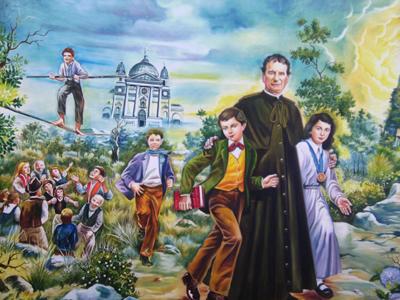 Thánh Gioan Bosco: Cha, Thầy, Bạn của giới trẻ (31/1)