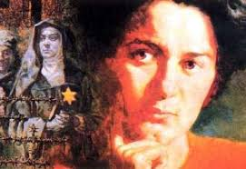 Thánh Teresa Benedicta Thánh giá - Edith Stein
