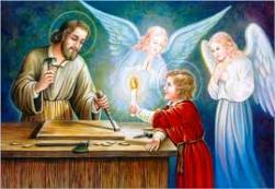 Việc tôn sùng Thánh Cả Giuse trong lịch sử Giáo hội