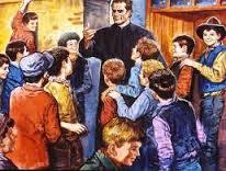 Thánh Gioan Don Bosco, tông đồ giới trẻ