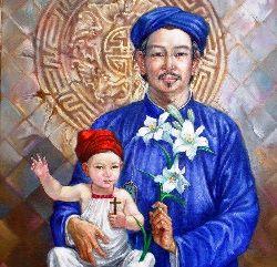 Thánh Giuse, Quan Thầy Giáo hội ViệtNam