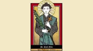 Thánh Paul Miki và các Bạn tử đạo tại Nhật Bản