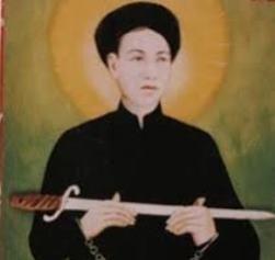 Thánh Philipphê Phan Văn Minh (+ 3.7.1853)