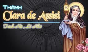 Thánh Clara Assisi (1194-1253)