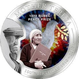 Mẹ Teresa Calcutta (1910-1997): tiểu sử và chứng từ