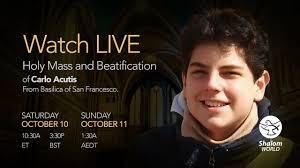 Lễ phong chân phước cho thiên tài tin học tuổi teen Carlo Acutis