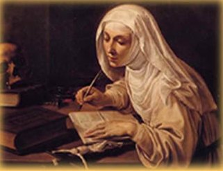 Thánh Nữ Catarina Sienna (1347 – 1380)