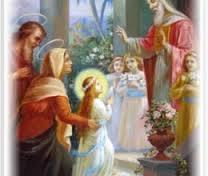 Lễ Đức Mẹ dâng mình trong Đền thờ (21/11)