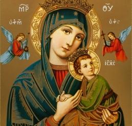 Lịch sử bức ảnh Đức Mẹ Hằng cứu giúp