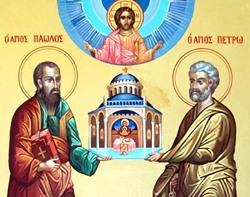 Suy niệm lễ kính thánh Phêrô và thánh Phaolô