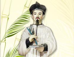 Thánh Giuse Đặng Đình Viên (+21/8)