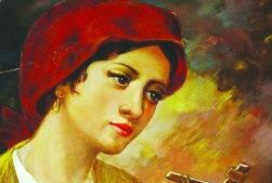 Thánh nữ Anê Lê Thị Thành (+ 12.7.1841)