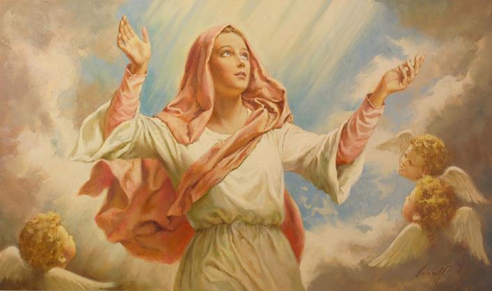 Đức Trinh Nữ Maria núi Cát Minh (16/7)