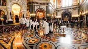 5.000 giáo sĩ Giáo hội Chính thống Nga bị nhiễm Covid-19