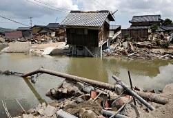 ĐGH Phanxicô chia buồn với các nạn nhân bị lụt tại Nhật Bản