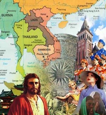 Kinh cầu cho việc truyền giáo tại Á châu