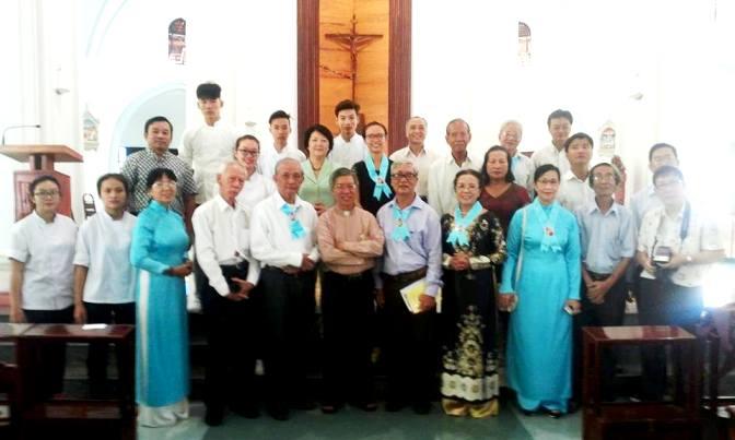 Lễ Bổn mạng Đồng Xanh Thơ Sài Gòn 2016