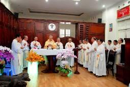 Tâm tình của ĐHY GB. Phạm Minh Mẫn nhân kỷ niệm 51 năm trong chức linh mục
