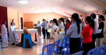 Lễ Thánh Têrêsa - Bổn mạng Đồng Xanh Thơ Sài Gòn