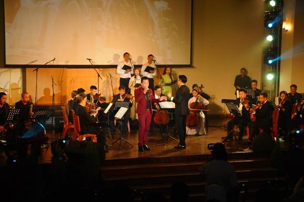 TTMV: Ca nhạc kỷ niệm 15 năm Hồng ân và Phục vụ (22.10.2019)