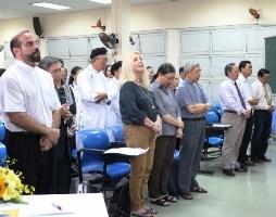 TTMV: Buổi giao lưu với tín hữu Chính Thống giáo