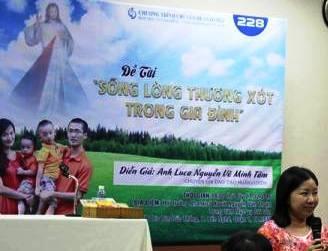TTMV: Sống Lòng Thương Xót trong gia đình (28.2.016)