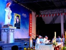 TTMV: Đại lễ kính Lòng Chúa thương xót 2018
