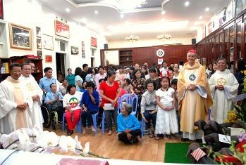 TTMV: Lễ Giáng sinh với Đức Hồng y Gioan Baotixita