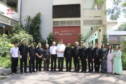 Đức TGM Zalewski thăm TTMV và Đại Chủng viện Sài Gòn