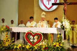 TTMV: Lễ Ngân khánh giám mục của ĐHY Gioan Baotixita