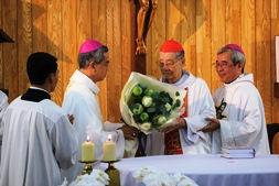 Thánh lễ bổn mạng ĐHY Gioan Baotixita Phạm Minh Mẫn