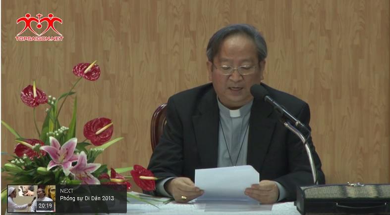 Hội thảo về người Công giáo & môi trường