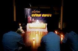 Canh thức đêm thứ Năm Tuần Thánh 2015